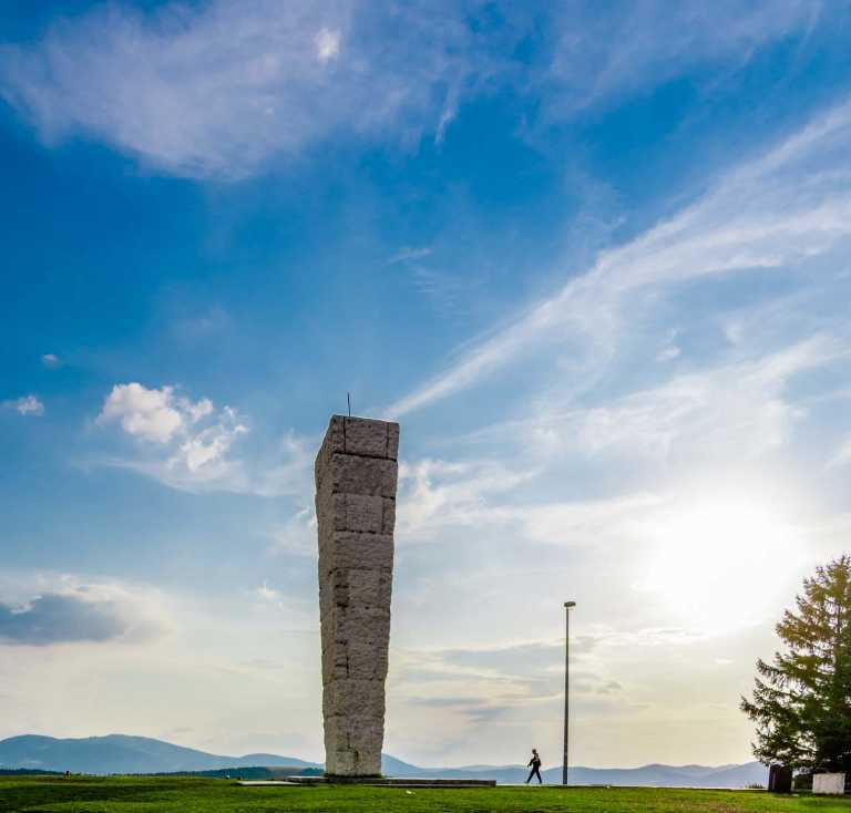 spomenik zlatibor