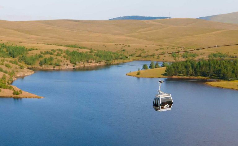 Gold Gondola Zlatibor Ribnicko Jezero